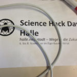 Science Hack Day Halle 2015