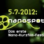 nanospots - Das 1. Nano-Kurzfilm-Festival