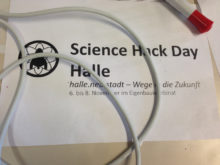 Science Hack Day Halle