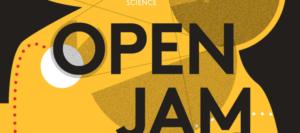 Foresight Open Jam Plakatausschnitt